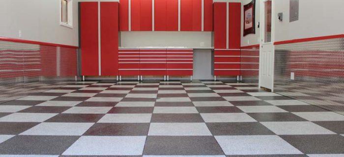 Epoxy Garage Floor Fort Wayne Indiana