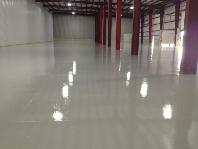 Resinous Flooring Fort Wayne, Indiana