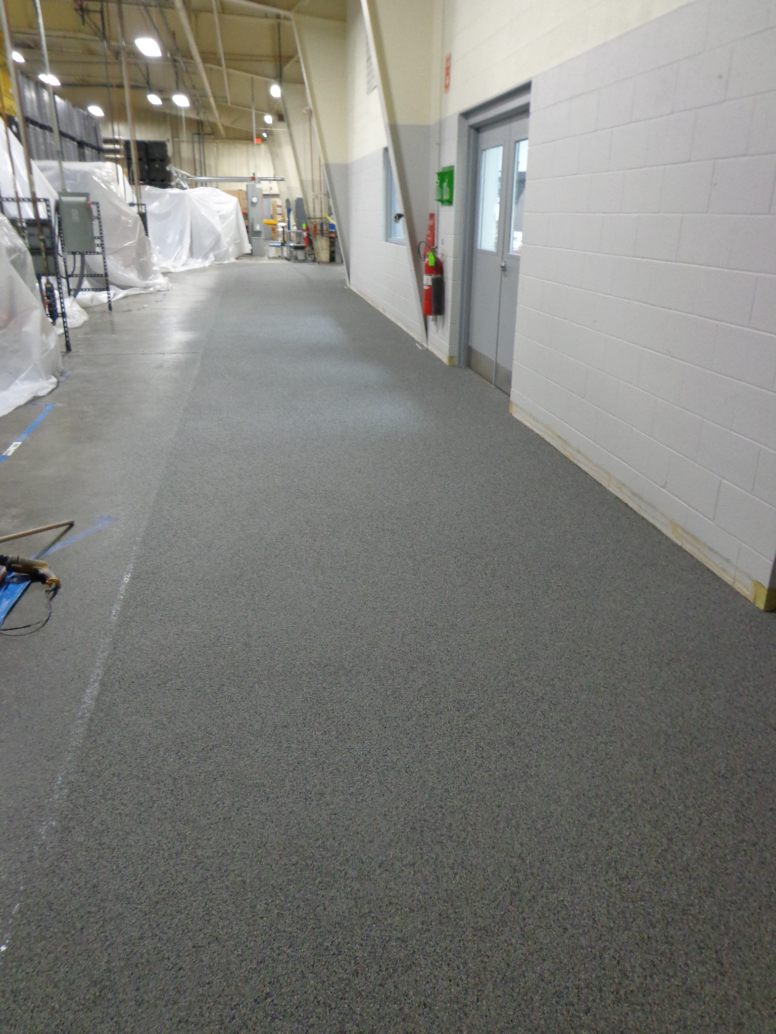 Epoxy Flooring Fort Wayne, Indiana
