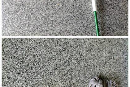 easy clean garage floor fort wayne, indiana