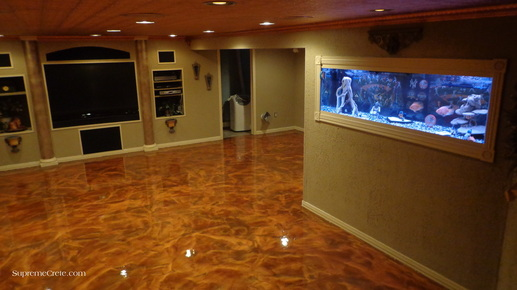 Epoxy Flooring Fort Wayne, Indiana